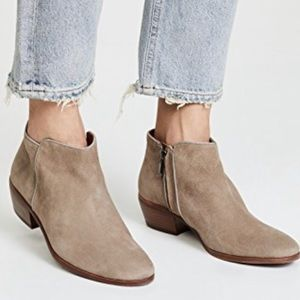 Sam Edelman | Petty suede booties size 7